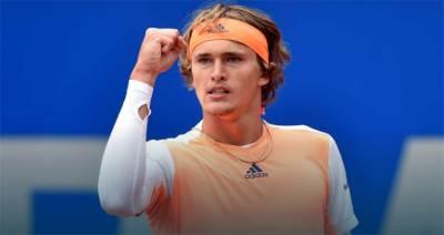 میونخ اوپن ٹینس ٹورنامنٹ میں مینز سنگل ٹائٹل الیگزینڈر زویریو نے جیت لیا