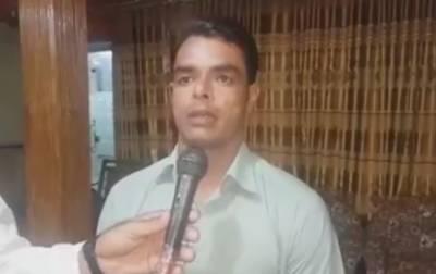 طاہر نے بھارتی ہائی کمیشن پر عظمیٰ کو ورغلانے کا الزام عائد کر دیا