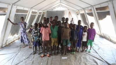 جنوبی سوڈان میں جنگ کے باعث 10 لاکھ بچے ملک چھوڑنے پر مجبور ہوئے،اقوام متحدہ