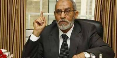 مصر: اخوان المسلمون کے سربراہ کو عمر قید کی سزا