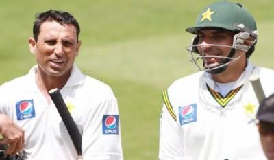 مصباح الحق اور یونس خان کاآخری امتحان کل سے شروع