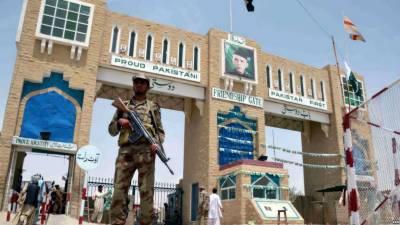 چمن میں پاک افغان بارڈر تجارت اور آمدورفت کیلئے آج بھی بند