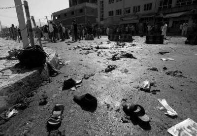 افغانستان: مدرسے میں دھماکا، عبدالرحیم شاہ حنفی سمیت 8 طلبہ جاں بحق