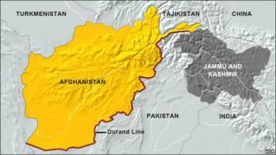 پاکستان اور افغانستان کا سرحدی حدود کے تعین کے لیے گوگل نقشوں کی مدد لینے کا فیصلہ
