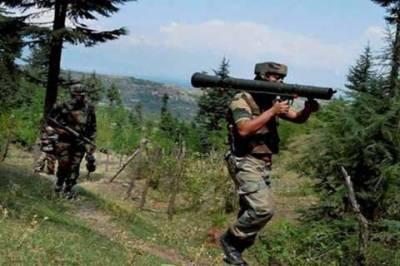 بھارت کی چکوٹھی سیکٹر پر بلا اشتعال فائرنگ، پاک فوج کا پھر پور جواب