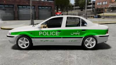 درست حجاب نہ کرنے پر ایرانی پولیس نے لڑکی کچل ڈالی