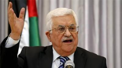 فلسطینی صدر محمود عباس کا اسرائیلی وزیراعظم سے ملاقات پر آمادگی کا اظہار