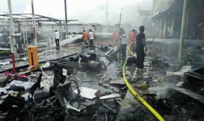 تھائی لینڈ میں سپر مارکیٹ کے باہر 2 بم دھماکے، بچوں سمیت 51 افراد زخمی