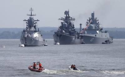 روس نے امریکی بحری جنگی جہازوں کے مقابل اپنے بحری جنگی جہاز روانہ کر دیے