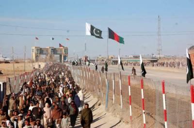 پاک افغان سرحد کا ارضیاتی سروے مکمل ،رپورٹ اسلام آباد اور کابل بھجوادی گئی
