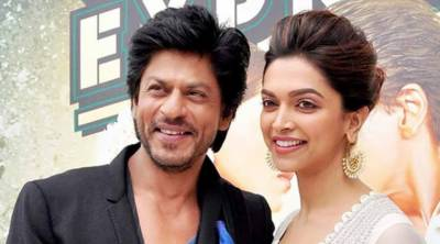 شاہ رخ خان اور اداکارہ دیپکا پڈوکون پاکستانی فیشن اور ڈرامہ انڈسٹری کے مداح نکلے
