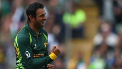 شعیب ملک مسلسل چھٹی بار چیمپیئنز ٹرافی کھیلنے والے پاکستان کے پہلے کھلاڑی بن گئے