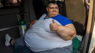 دنیا کے سب سے موٹے 600 کلو گرام وزنی شخص کے معدے کا کامیاب آپریشن