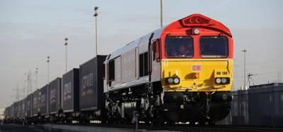 چین کی یورپ کے لیے مال بردار ٹرین سروس میں اضافہ