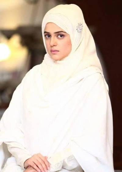 پاکستان کی خوبصورت اداکاراوں کی حجاب میں خوبصورت تصاویر