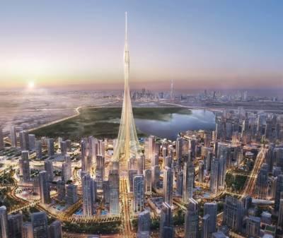 سعودی عرب میں برج خلیفہ سے بھی بڑی عمارت 2019ء میں مکمل ہو جائیگی ،ماہرین