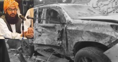 مستونگ: بم حملے میں 25 افراد شہید، عبدالغفور حیدری زخمی