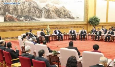 سلک روڈ اجلاس میں شرکت کے لیے امریکی وفد چین پہنچے گا