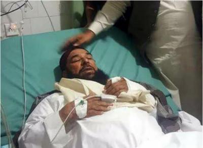 سانحہ مستونگ میں زخمی ہونے کے بعد مولانا غفور حیدری کا ہسپتال سے پہلا پیغام