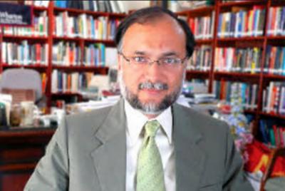 سی پیک میں ڈیٹاآپٹیکل فائبر کے منصوبے بھی شامل ہیں،وفاقی وزیر پروفیسر احسن اقبال