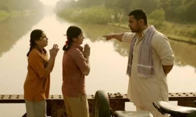 'دنگل'1000کروڑ کلب میں شامل ہونے والی پہلی بالی ووڈ فلم