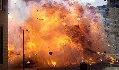 مستونگ میں دھماکہ ، 4 سکیورٹی اہلکار زخمی