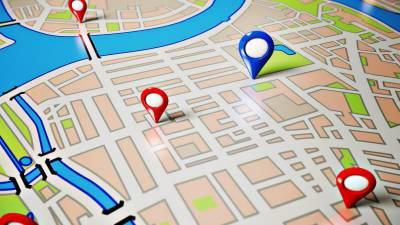 ملک بھر کے پولنگ اسٹیشنز گوگل میپ سے منسلک