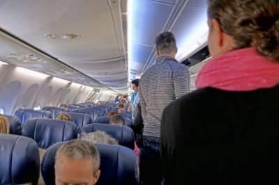 مریکا کی ایک اور ایئرلائن کی جانب سےمسافروں سےمبینہ بدسلوکی