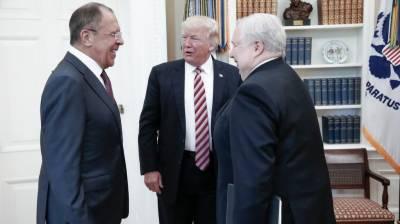 صدر ٹرمپ کا روس سے خفیہ معلومات کے تبادلے کا انکشاف,مشیر کی تردید
