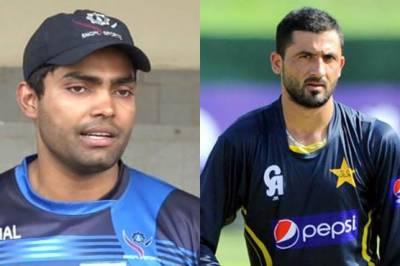 عمر اکمل اور جنید خان تنازع نظر انداز ، دونوں کھلاڑی چیمپینز ٹرافی کیلئے لندن روانہ