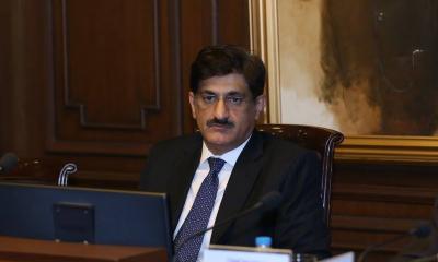 وزیر اعلیٰ سندھ نے مصطفیٰ کمال کو بانی ایم کیو ایم ٹو قرار دیدیا