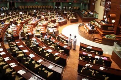 سندھ اسمبلی میں لوڈشیڈنگ کیخلاف مذمتی قرارداد منظور