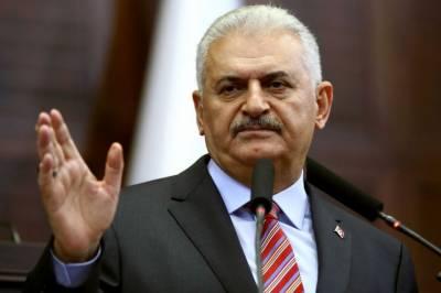 جرمنی کو ترکی اور بغاوت کرنےوالوں میں سے کسی ایک کا انتخاب کرنا ہو گا، ترک وزیر اعظم
