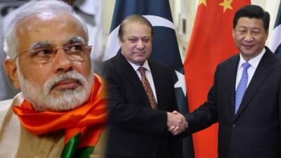 ون بیلٹ ون روڈاجلاس میں بھارت کی عدم شرکت پر بھارتی میڈیا کی مودی پر تنقید