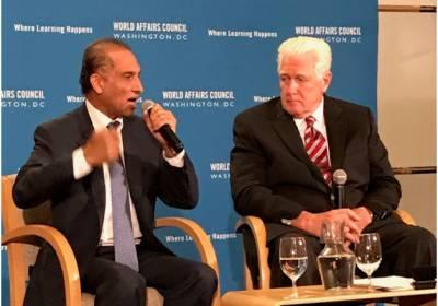 بھارت کو مذاکرات معطل کرنے سے کوئی مقصد حاصل نہیں ہوا: اعزاز چودھری