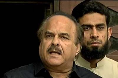 پی ٹی آئی پھر یوٹرن کی زد میں، ٹویٹ پر طارق فاطمی سے معذرت چاہتے ہیں، نعیم الحق