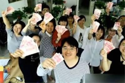 چین: 1 کلو وزن کم کرنے کے بدلے ملازمین کیلئے 15 ڈالر کا انعام