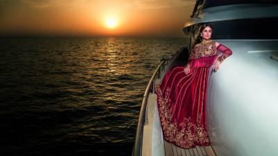 کرینہ کپور کا پاکستانی ملبوسات میں فوٹو شوٹ