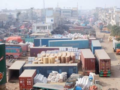 کراچی میں گڈز ٹرانسپورٹرز کی ہڑتال سنگین صورت اختیار کرگئی