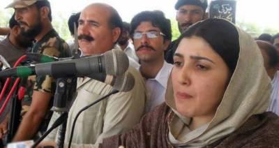 ہم چور نہیں بلکہ واپڈا خود چور ہے: عائشہ گلالئی