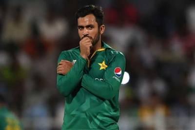 اسپاٹ فکسنگ کیس میں نیا موڑ، کرکٹر محمد نواز پر ایک ماہ کرکٹ کھیلنے کی پابندی