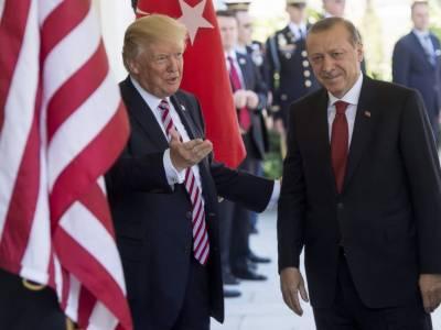ملاقات کےبعد ڈونلڈ ٹرمپ کا ترک صدر کیلئے ٹویٹ