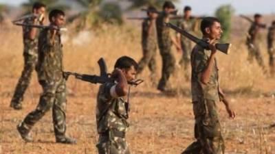 بھارتی پولیس کے ساتھ جھڑپ میں 16 ماؤ علیحدگی پسند ہلاک