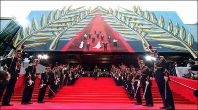 """""""70ویں کانز فلم فیسٹیول"""" کا آغاز، سکیورٹی کے سخت انتظامات"""