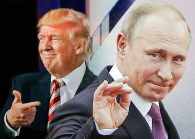 روس صدر پیوٹن امریکی صدر ٹرمپ کی حمایت میں میدان میں آ گئے