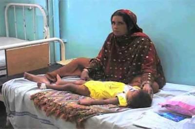 ملتان میں ایک ہی دن میں گیسٹرو سے متاثرہ 207 افراد ہسپتال میں داخل