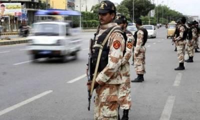 پولیس رینجرز اور سی ٹی ڈی کی کارروائیاں،6 ڈکیت گرفتار