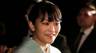 جاپانی شہزادی نے عام آدمی سے شادی کرنے کے لیے شاہی خاندان چھوڑ دیا