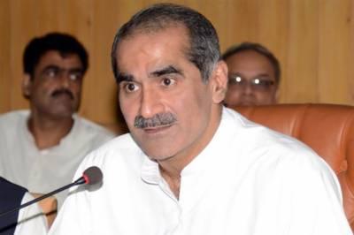 کراچی سرکلر ریلوے کا منصوبہ سی پیک میں شامل ہو گیا ہے: سعد رفیق