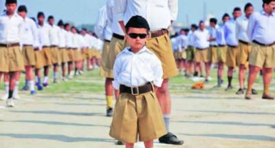 بھارت میں اعلی نسل کے بچے پید ا کر لیے ہیں ، آر ایس ایس